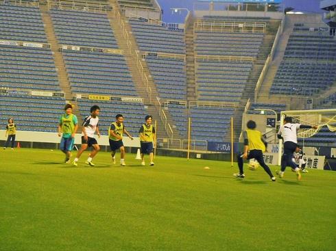 ジュビロ交流サッカー大会2017